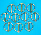 FREE P&P* 10 of 6mm pin x 45mm LYNCH PINS for Trailers Vans Tractor Lorry