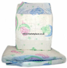 Snuggies Waddler Tykables Adult Nappy Diaper Adult Baby ABDL Size M L XL