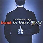 Paul McCartney - Back in the U.S. (Live Recording, 2003)