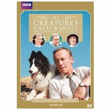 All Creatures Great and Small Complete Collection 28-Disc DVD New Series (2010)