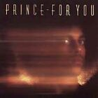 Prince - For You (1987) New & Sealed