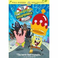The Spongebob Squarepants Movie - DVD