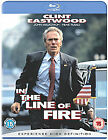 IN THE LINE OF FIRE [BLU-RAY] , BRAND NEW & SEALED