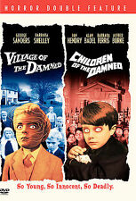 Village of the Damned/Children of the Damned (DVD, 2004)