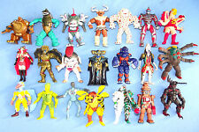 POWER RANGERS MIGHTY MORPHIN ZEO TURBO EVIL SPACE ALIENS COLLECTION