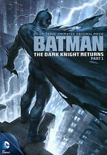 Batman: The Dark Knight Returns, Part 1 (DVD, 2012) Brand New
