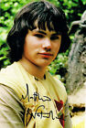 MATTHEW WATERHOUSE DR WHO ADRIC SIGNED AUTOGRAPH 6 x 4 PRE PRINTED PHOTO VINTAGE