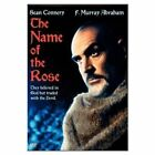 The Name Of The Rose (1986) Movie DVD Sean Connery Thriller New & Sealed In R2