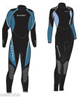 Brand New Oceanic Ultra 1mm Womens Full Wetsuit