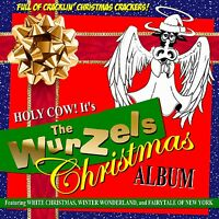 The Wurzels Christmas Album - CD - New!
