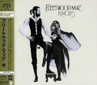 NEW SACD Hybrid CD FLEETWOOD MAC RUMOURS 2011 from Japan