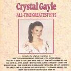 Crystal Gayle - All-Time Greatest Hits 1990 by Crystal Gayle Ex-library