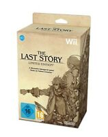 The Last Story -- Limited Edition (Nintendo Wii, 2012) Wii U UK PAL Sealed