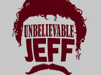 Unbelievable Jeff T-shirt - Chris Kamara Tribute Sky tv