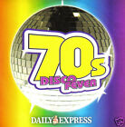 V/A - 70s Disco Fever (UK 8 Tk CD Album) (Daily Express)