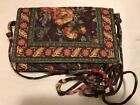 Retired Vera Bradley Rare Wildwood Elite Bag