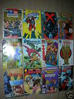 12 Comic Books - Mixed Lot - Unresearched (5)