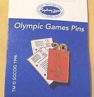 #256 SYDNEY 2000 OLYMPIC PIN - 90 WEEKS TO GO