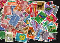 SWITZERLAND STAMPS - FINE COLLECTION OF 300 DIFFERENT!