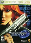Perfect Dark Zero - XBox 360 Live Game