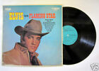 LP RECORD - ELVIS sings FLAMING STAR - RCA RECORDS