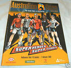 #BB. AUSTRALIAN OPEN TENNIS PROGRAM - 2004 MELBOURNE