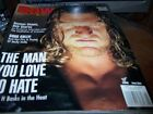 WWF Raw Magazine June 2001 Triple H