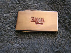 Vintage Haggar Slacks Money Clip