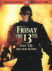 Friday the 13th - Part 7: The New Blood (DVD, 2002)