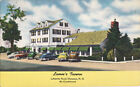 Post Card Lamie's Tavern in Hampton New Hampshire Autos