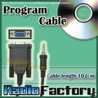 Programming cable for VX-6R VX-7R VX-5R vx-2r P10B