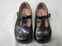 *SALE* Girls Startrite Shoes In Purple Patent Leather 'Tilly' G Fit