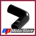 Black Silicone Elbow 90 Degree Bend Hose 16Mm