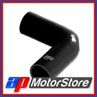 Black Silicone Elbow 90 Degree Bend Hose 22Mm