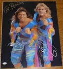 Shawn Michaels & Marty Jannetty Signed The Rockers 16x20 Photo PSA/DNA COA WWE