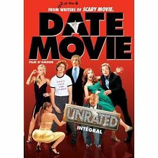 DATE MOVIE Unrated DVD Alyson Hannigan NEW