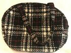 """Vera Bradley Pre Owned Limited Edition Tweed """" Canteen """" Bag"""