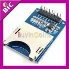 Perfect SD Card Module Slot Socket Reader For Arduino ARM MCU Read And Write