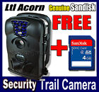 12 MP Trail Camera hunting farm security anti-theft cam Fuscous stealth colour