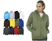 Ladies Loose Fit Hooded Sweatshirts Size 6 to 30 - XS to 3XL SPORTS CASUAL 504
