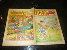 TIGER & JAG Comic - Date 20/09/1969 - Inc Roy of the Rovers (Manchester)