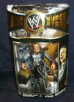 Nasty Boys Jerry Sags Signed WWE Classic Superstars Action Figure Figure PSA/DNA