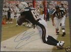 Chris Chambers Signed Auto Chargers 16x20 Photo PSA/DNA