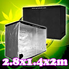 New Hydroponics Grow Box Grow Tent Grow Room 2.8x1.4x2.0m for Indoor Growers