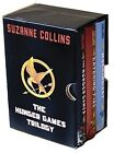 Suzanne Collins Hunger Games 3 Books Collection Catching Fire, Mockingjay Boxed