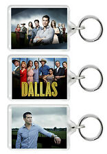 Dallas 2012 Keyring / Bag Tag - Choose from 10 Images! *Great Gift*