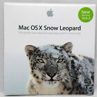 Mac OSX Snow Leopard New Version 10.6.3 Full Retail Boxed MC573Z/A Multilingual
