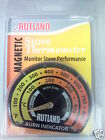 Rutland Magnetic Stove Pipe Thermometer #701