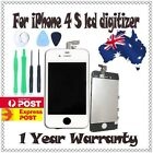 iPhone 4S LCD replacement touch screen digitizer display assembly oem white new