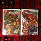 THUNDERCATS #0,1-5 w/1-5a & 1-5b Ed McGuiness NM